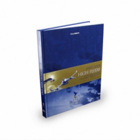 """Livre """"1905-2005 High Flyers - A Century of Sporting Achievement in the Air""""."""