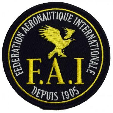 Badge FAI - Version 2