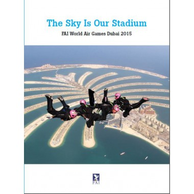 FAI World Air Games Dubai 2015 Photobook