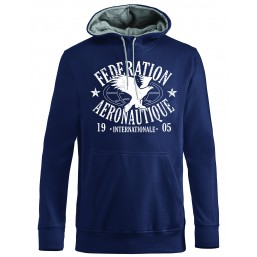FAI Sweatshirt Unisex Navy Blue