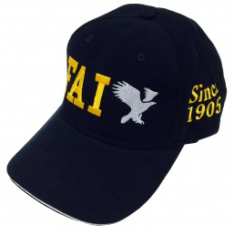 FAI Official Cap Navy Blue