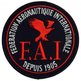 FAI Badge Black (1)