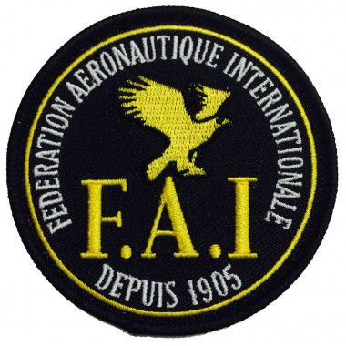 Badge FAI - Version 2